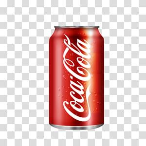 Kaleng minum Coca-Cola, minuman ringan Coca-Cola Cherry Diet Coke, Coca Cola PNG clipart