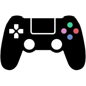 ilustrasi pengendali permainan hitam, PlayStation 4 Joystick PlayStation 3 Pengontrol Game PlayStation Controller, joystick png