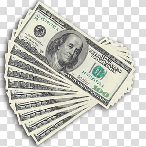 100 dolar Amerika Serikat, uang kertas seratus dolar Amerika Serikat dolar Amerika Serikat uang kertas satu dolar, driver png