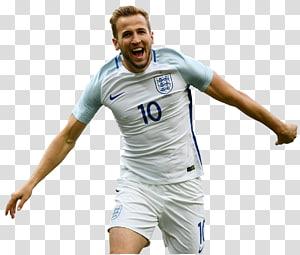 Piala Dunia FIFA 2018 Tim nasional sepak bola Inggris Tottenham Hotspur F.C.Pemain sepak bola Olahraga, kane, pria yang mengenakan kaus jersey Nike sambil tersenyum png