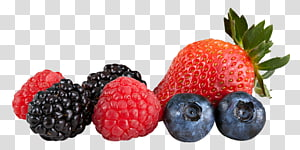 raspberry dan blueberry, Frutti di bosco Juice Strawberry Nutrition, Berry Mix PNG clipart