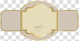 bingkai emas, Pasar Kertas Kreatif, Label Mewah PNG clipart