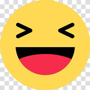 ilustrasi emoji kuning, tombol Facebook Messenger Like Emoticon Computer Icons, emoji face png