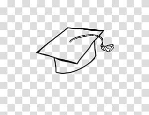 Topi akademik Wisuda persegi Topi, topi kelulusan png