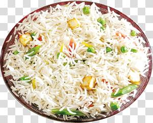 hidangan nasi biryani, nasi goreng Yangzhou Bento, nasi png