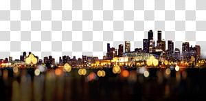 cityscape, Nightscape City Gratis, city PNG clipart
