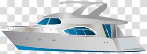 bowrider putih, Perahu Motor, Speed Boat png