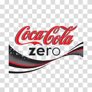 Ilustrasi Coca-Cola Zero, Minuman Bersoda Coca-Cola Diet Coke Pepsi, Logo Coca Cola Zero PNG clipart