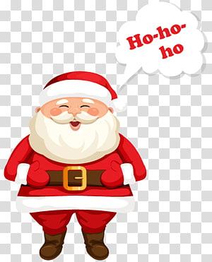 Santa Claus, Santa Claus Natal ornamen Teks, Santa Claus Ho-Ho-Ho png