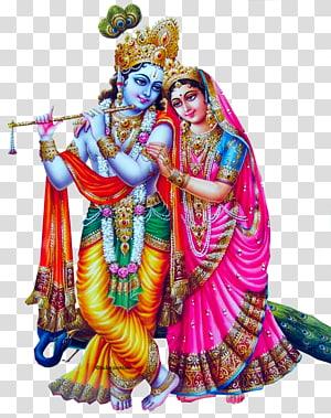 Krishna dan Radha, Desktop Krishna Janmashtami Radha Krishna, krishna png
