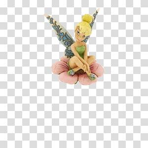 tinker bell figurine, tinker bell peter pan disney peri perusahaan walt disney figurine, tinkerbell terbaik PNG clipart