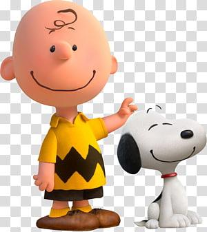Snoopy dan Charlie Brown dengan latar belakang biru, Snoopy Charlie Brown, Linus van Pelt Wood Peanuts, snoopy png