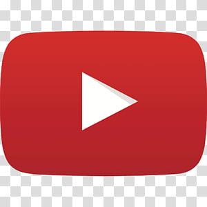 logo youtube, youtube ikon tombol putar logo komputer, youtube PNG clipart