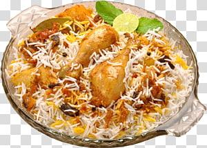 stik ayam rebus dengan nasi, Hyderabadi biryani Hyderabadi masakan masakan India Dampokhtak, biryani png