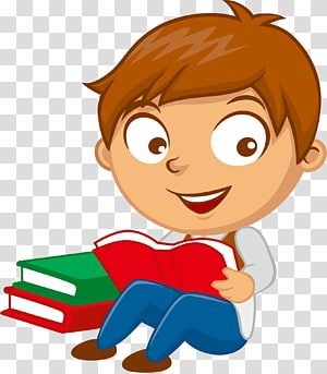 ilustrasi buku bacaan anak laki-laki,, bacaan anak sekolah png