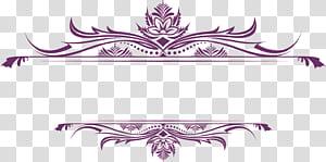 ilustrasi Layanan Desain Interior. Ilustrasi, Pernikahan, dua bingkai hiasan berwarna ungu dengan latar belakang biru png