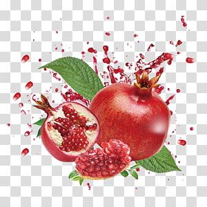 buah delima, Jus Buah Delima, Buah delima png