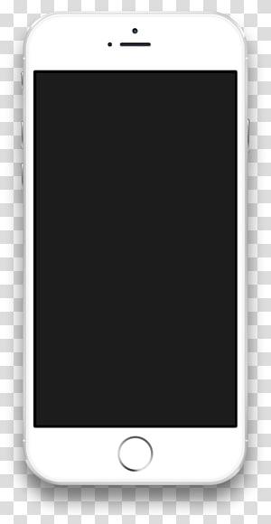 iPhone 5 perak, telepon Fitur iPhone 6 Smartphone, 6 ponsel Apple PNG clipart