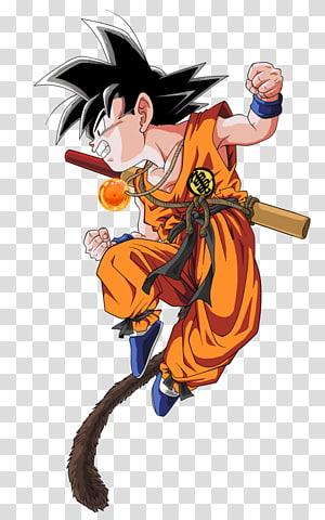 Ilustrasi Son Goku, iPhone Goku Vegeta Gohan, dragon ball z png