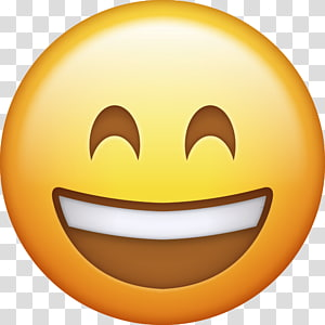 Emoji Smiley Happiness iPhone Emoticon, emoji, smile emoji png