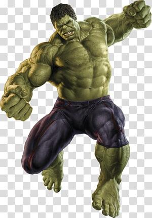 Ilustrasi Hulk yang Luar Biasa, Hulk Vision Iron Man Clint Barton Black Widow, Human Torch png