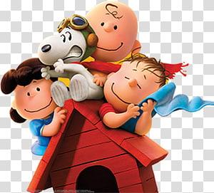Snoopy, Charlie Brown Lucy van Pelt Snoopy Linus van Pelt Franklin, rumah snoopy png