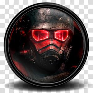 masker gas alat pelindung diri, Fallout New Vegas 3, ilustrasi karakter permainan png