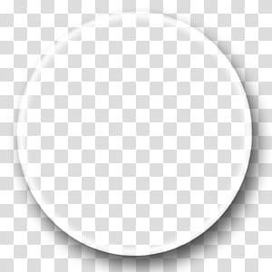 Circle CorelDRAW, Frame bundar, latar belakang hitam dan putih png