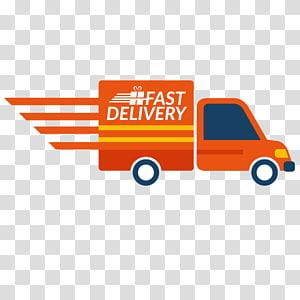 Truk Pengiriman Cepat, Ikon Pengiriman Kargo, pengiriman ekspres png