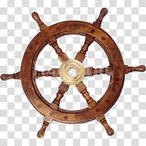 Roda Kapal Roda kemudi, kapal kayu png
