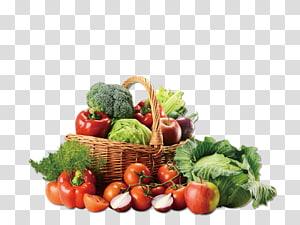 sekeranjang buah, makanan organik, masakan vegetarian Sayuran, Makanan mentah, sayur-sayuran, Buah dan Sayuran ,, Buah dan Sayuran png