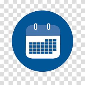 ikon kalender, kalender Google Kalender Online Komputer Ikon Sekolah, Ikon Kalender Biru PNG clipart