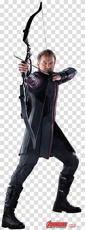 Mata Elang, Clint Barton Iron Man Black Widow Vision Nick Fury, Hawkeye HD png