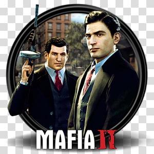 gentleman perekrut pekerja kerah putih film, Mafia 2 3, game Mafia II png