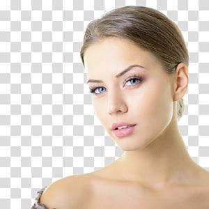 Bibir merah muda wanita, Wajah Wanita Desktop Perawatan wajah, wanita PNG clipart