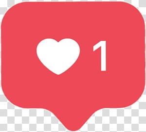 Suka tombol Instagram Facebook, suka, pesan 1 logo png