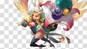 Mobile Legend Rafaela dengan ilustrasi kulit Peri Bunga, Legenda Seluler: Bang Bang Garena RoV: Panduan Seluler MOBA Seluler Seluler Bang Bang, legenda seluler png