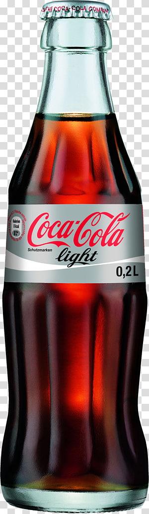 0,2 L Coca-Cola Botol ringan, Coca-Cola Minuman ringan Diet Coke Bottle, botol Coca cola PNG clipart