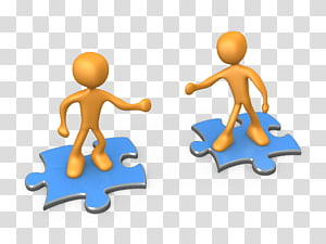 dua manusia berdiri di ilustrasi puzzle jigsaw, Hubungan interpersonal Hubungan intim, Kerjasama PNG clipart