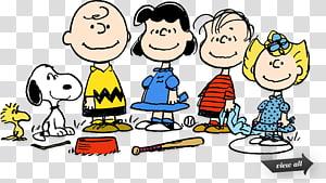 Charlie Brown Snoopy Wood, Lucy van Pelt, Linus van Pelt, yang lain png