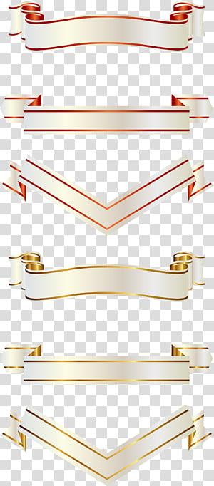 ilustrasi pita putih, pita png