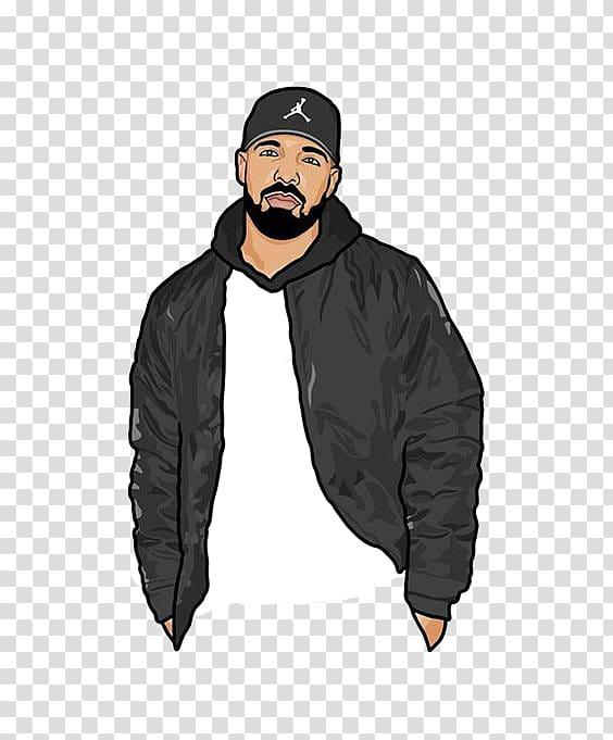 Ilustrasi Drake, Gambar Produser Musik Seni Drake, Street beat boys png