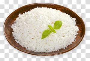 sepiring nasi, nasi India Masakan India, nasi parboiled, nasi png