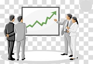 ilustrasi papan tingkat tinggi, Pengusaha Kartun Periklanan, pertemuan bisnis beberapa orang png