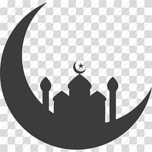 Ramadhan Islam Ikon Komputer Masjid, Islam, Masjid, Doa, Ramadhan, Ramadhan Ikon, masjid di siluet bulan sabit png