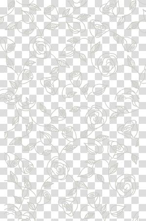Pola Kelopak, latar belakang pola Undangan, grafik bunga biru dan krem png