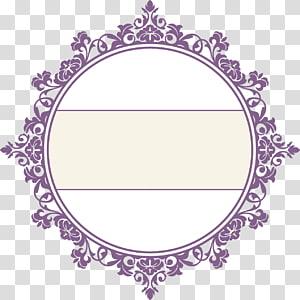 ilustrasi bingkai ungu, Dua Android Prayer Sujud Durood, Logo pernikahan png