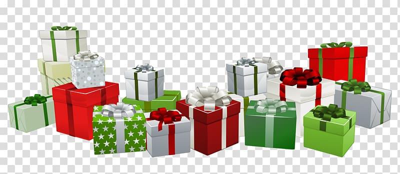 Hadiah Natal, Hadiah Natal, Santa Claus, Hadiah, banyak kotak hadiah png