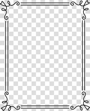 bingkai batas dan bingkai, bingkai kertas PNG clipart