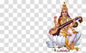 Ilustrasi dewa Hindu, Lakshmi Basar, Dewi Telangana Saraswati Devi, Lakshmi png